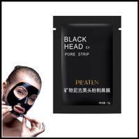 PILATEN 6g 페이스 케어 페이셜 광물 코 코 여드름 리무버 클렌저 딥 클렌징 블랙 헤드 EX 기공 스트립 마스크
