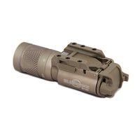 التكتيكية SF X300V كري LED الضوء الأبيض 500 شمعة الناتج بندقية صيد مسدس الخفيفة تناسب 20MM ويفر السكك الحديدية
