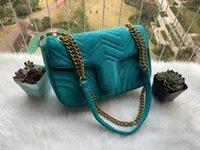 Designer abend luxus samt handtaschen pu metallkette gold designer handtasche leder tasche abdeckung diagonale umhängetaschen