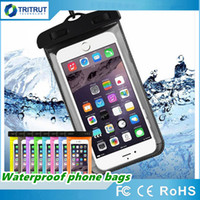 Dry Bag Waterproof case bag PVC universal Phone Bag Pouch Wi...