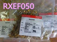 전자 부품 퓨즈 20pcs / lot rxef050 72v 0.5a 500mA