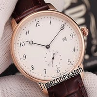New Heritage 5907BR Rose Gold White Dial Automatic Mens Watc...