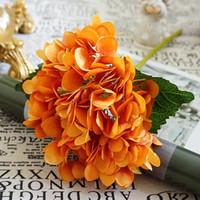 الزهور الاصطناعية رخيصة الحرير كوبية العروس المنزل باقة الزفاف جديدة الملحقات السنة الديكور لتنسيق الزهور مزهرية