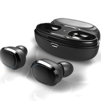 T12 TWS Twins Bluetooth wireless Auricolare con caricatore Dock Earbuds Stereo Cuffie per Smart Phone