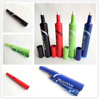 hi liter marker pen pipes Metal Spoon Herbal Tobacco Cigaret...