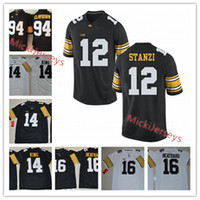 Iowa Hawkeyes College Football Jerseys  31 Anthony Hitchens 46 ... e8060c330
