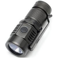 SUR LA ROUTE U16 U3-1A Mini-lampe de poche à chargement USB (emballage simple)