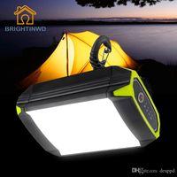 노출증 모바일 전원 은행 손전등 USB 포트 캠핑 텐트 등 야외 휴대용 행잉 램프 (30) LED가 랜턴 캠핑 라이트