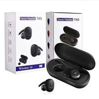 TWS DT-1 fone de ouvido Bluetooth 5.0 Fones de ouvido sem fio inpods 12 onze Stereo IPX5 impermeável Mini Fone de ouvido com microfone para Xiaomi Earphones