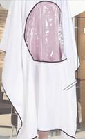 Горячий Профессиональный салон Парикмахерская накидка парикмахерская стрижки волос мантии накидка с обзорным окном Фартук водонепроницаемый Одежда для укладки волос