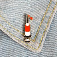 Spritze Emaille Pins Zeichnung Blutbroschen Benutzerdefinierte Broschen Tasche Kleidung Revers Brosche Pin Abzeichen Medical Jewelry Geschenk Hämatologie Arzt