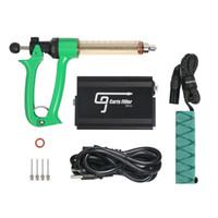 G9 semi automática Vape aceite atomizador Llenar la máquina del arma de inyección 510 vaporizador Pen 0,5 ml 1,0 ml TH2 M6T cartucho relleno Jeringa