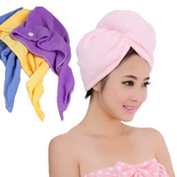 5pcs Mixed Color Towel Wrap Bathing Dry Hair Women' s Mi...