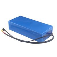 Free shipp 48 В литий-ионная батарея 20AH Высококачественная аккумуляторная батарея для двигателя 100 Вт-1200 Вт с зарядным устройством