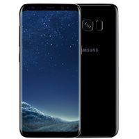 الهاتف المحمول Samsung Galaxy S8 SM-G950F 4G LTE 64GB 5.8 بوصة واحدة SIM 12MP 3000mAh S-Series Series