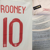 2018 2019 Farewell Rooney Match Worn Player KANE STERLING Wi...