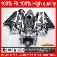 molde de injeção para Honda prata cinza CBR600RR CBR600 RR 2005 2006 80HC.85 CBR600F5 CBR 600RR 600F5 05 06 CBR 600 RR F5 05 06 Fairing OEM