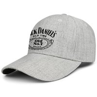 Womens Mens Plain Adjustable JACK DANIELS LOGO Rock Punk Cot...