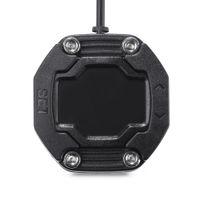 EBAT ET - 900AE 오토바이 타이어 압력 모니터링 시스템 방수 2 밸브 캡 센서 무선 방진 디스플레이 무료 배송