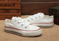 모조리! 어린이 캔버스 신발 패션 - 낮은 스니커즈 소년 소녀 스포츠 캔버스 신발 및 스포츠 스타 어린이 신발