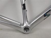 슈퍼 라이트 디스크 브레이크 탄소 도로 자전거 프레임 BSA BB30 호환 기계 탄소 프레임 세트 크기 44-49-52-56-58cm