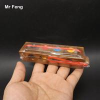 Цвет кости логическая игра обучающая игрушка 3D деревянная игрушка ребенок головоломка игра-головоломка мозга (номер модели B196 )