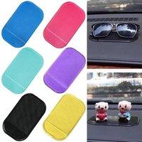 Silica Gel Magic Sticky Pad Anti Slip Non Slip Mat Mats Pads för telefon PDA MP3 MP4 Bil Högkvalitativ En dag Gratis frakt