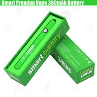 Smart Cart Tech Organic Premium Vape Battery 380mAh Preheat ...