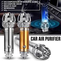 AudeW Portátil Purificador de Aire Purificador Anion Práctico Ambientador de aire para vehículo doméstico 4,800,000 PCS / CM Limpiador ionizador