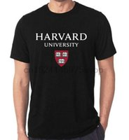 Limited Harvard University Logo T-Shirt USA Größe S bis 5Xl T-Shirt