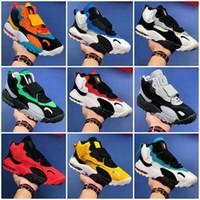 2020 nuevo Mens Turf velocidad Ojos grandes zapatos de baloncesto al aire libre masculino de la manera amaestradores de los zapatos zapatillas de deporte 40-46 Classic Sports