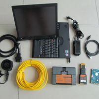 2019 07V 2in1 Soft-ware 1TB HDD per BMW ICOM A2 SD collega C4 MB di inizio 4 auto esplorazione diagnostico Tablet X201t Laptop riparazione auto