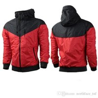 Windbreaker New Men Designer Jackets Famous Coats Hoodies Sp...