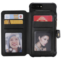 Wallet Case For iPhone 6 7 8 11 X XS Case Leather Flip Cover...