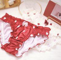 تنفس الملابس الداخلية للسيدات عارضة أزياء المرأة الجديدة الملابس الداخلية النسائية ملابس فتاة الحب مصمم النساء ملابس داخلية مريحة لينة