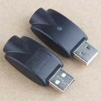 MOQ 20 шт. Беспроводное эго USB-зарядное устройство электронные сигареты черный адаптер зарядки для всех 510 резьбовых аккумуляторов ECIG E-CIG