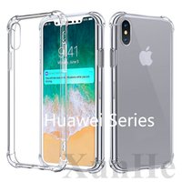 Shockproof Case for Huawei P20 Nova3i Mate20 Honor9i Soft TP...