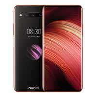 "Originale telefono cellulare Nubia Z20 4G LTE 8GB di RAM 128GB 512G ROM Snapdragon 855 Inoltre Octa Nucleo 6,42"" Phone ID mobile Dual Screen 48MP di impronte digitali"