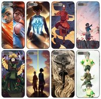 [TongTrade] The Legend of Korra capa para Apple iPhone 11 Pro X 8p 7p 6p Galaxy A6 A60 A6S Huawei P8 Lite Sony Xperia XZ TPU macio Xs Max