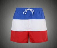 Summer Panelled Beach Mens Shorts Fashion Running Mens Short...