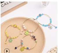 2020Womens Fashion Designer Charm trèfle à quatre feuilles Bracelet 2019 Nouveau luxe Or Argent Bracelet pour femmes