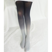 colants sexy 120d velvet stickers skin Pantyhose woman with ...