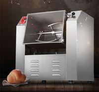 Neue 3,5 kg-5kg / zeit kommerzielle Automatisierung Teigmacher Mixer Mixer Mixer Rührer Amalgamator Mischungsabschlüsse