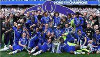 جديد الراتنج P دوري الكأس Barclays Soccer Trophy Soccer Gars for Collections و Soufailier الفضة مطلي 15CM، 32 سم، 44 سم، وحجم كامل 77CM