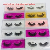 10 styles 3D multi- layer mink hair handmade with thick and m...