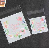 Merci cadeaux sacs décoration de fête de mariage Thanksgiving emballage sac de bonbons Festive Party Supplies Emballage cadeau