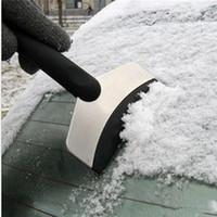 스테인레스 스틸 삽 스크레이퍼는 도구 자동차 차량 패션과 유용한 제빙 도구 SZ513 청소 제거