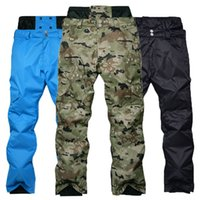 Men' s New Winter Outdoor Ski Pants Windproof Waterproof...