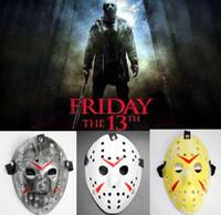 Новый Джейсон против Фредди Пятница 13-й Ужас Хоккей Косплей Костюм Halloween Killer Mask фестиваль вечеринка смешные жуткие театральные маски опора