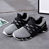 Unique Damping Sole Mens Roller Shoes Black Red Grey Breatha...